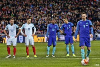 Engeland wil Oranje als oefentegenstander