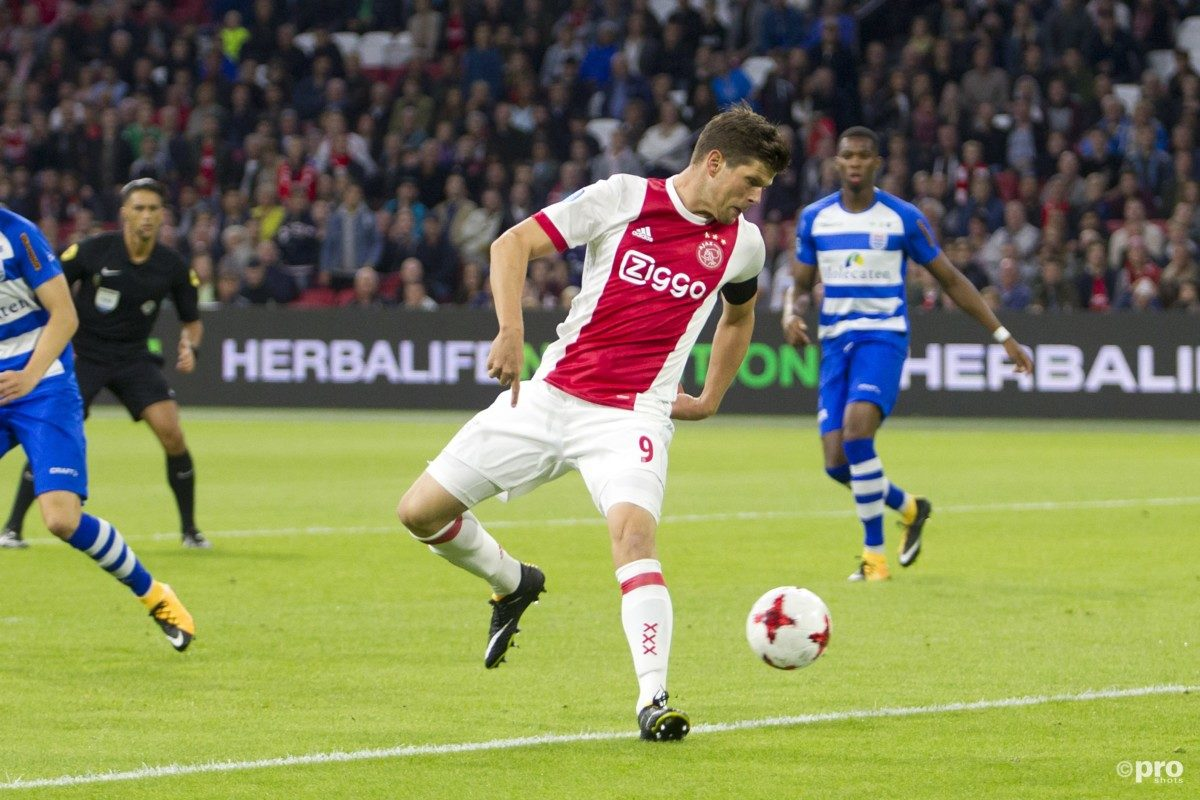 International van de week: Klaas Jan Huntelaar
