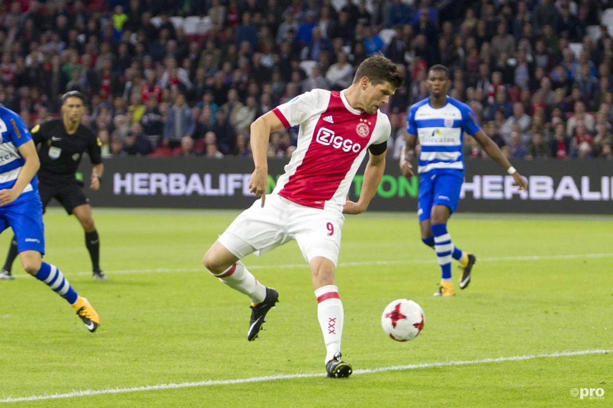 International van de week Klaas Jan Huntelaar · Mee met Oranje