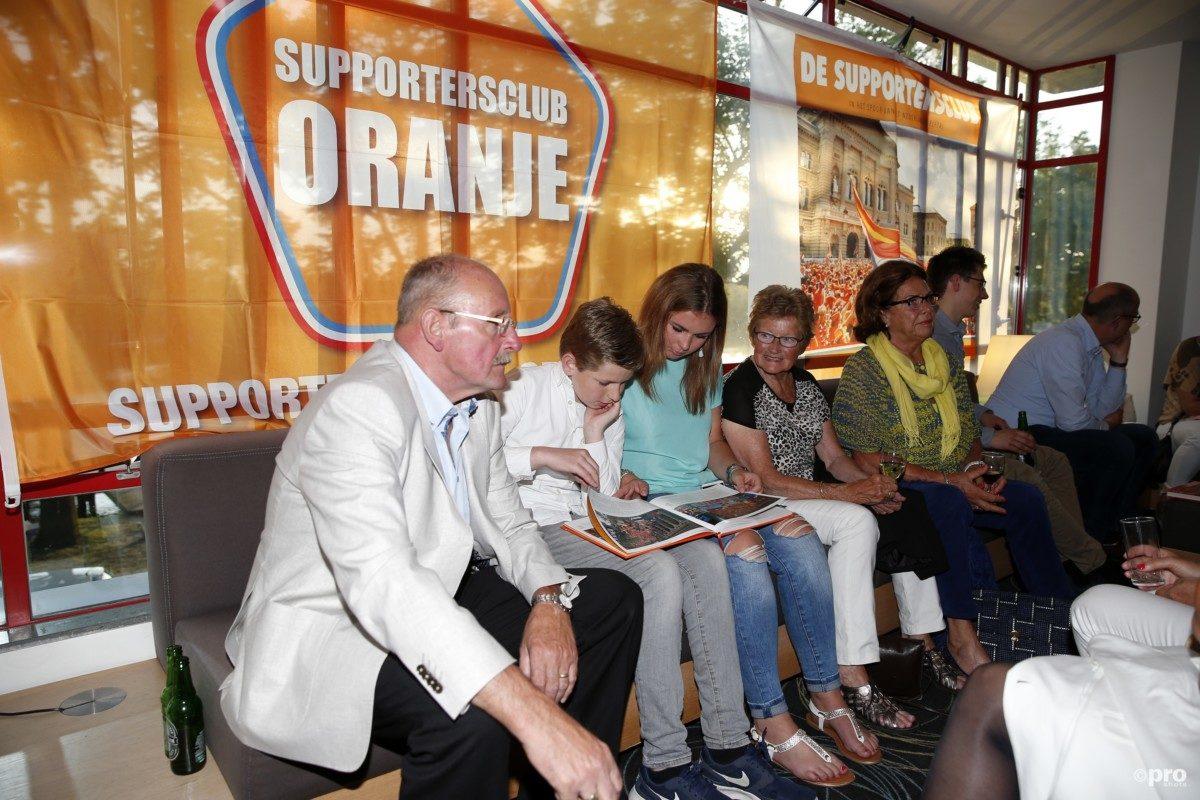 Onafhankelijk onderzoek naar supportersclub Oranje