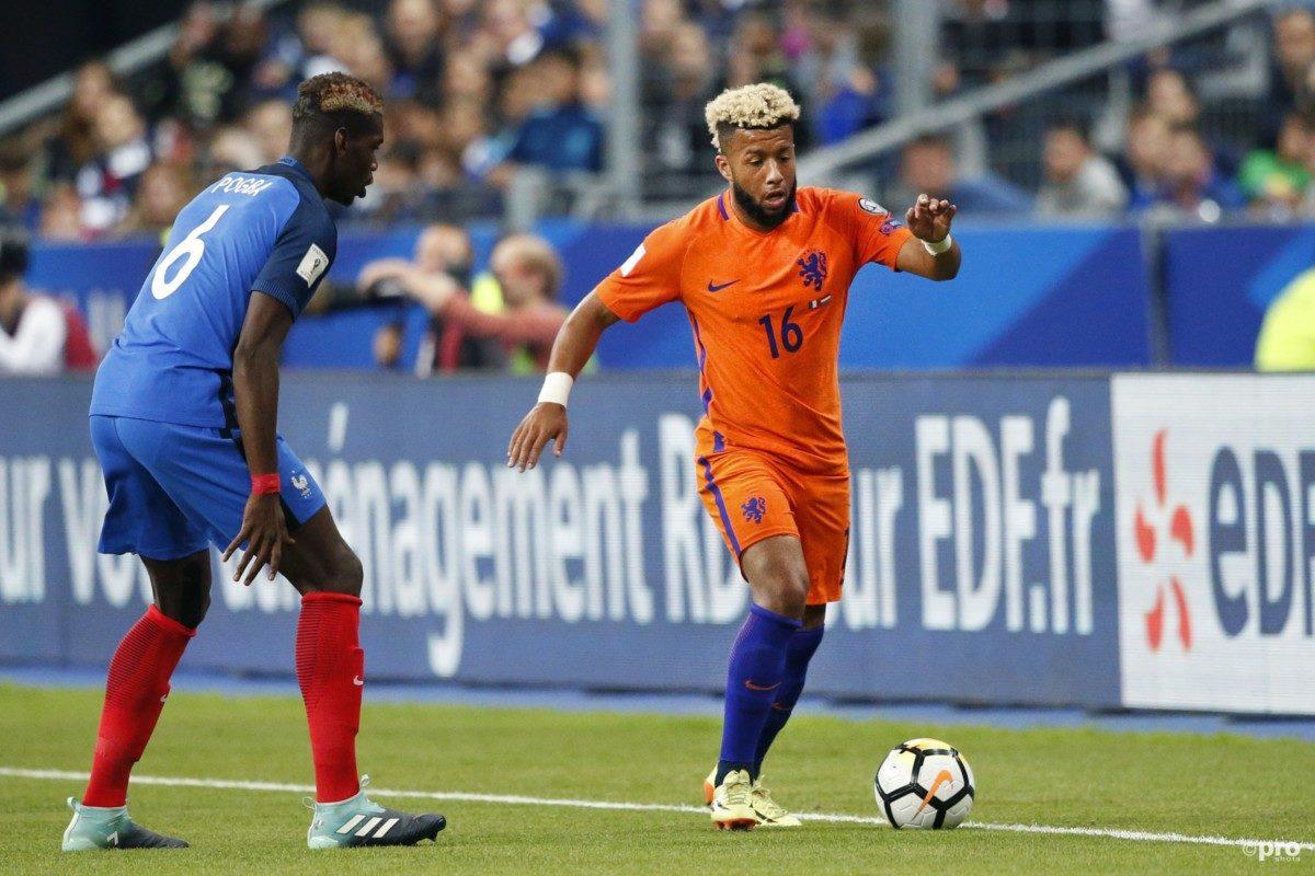 Opstelling Nederland tegen Bulgarije