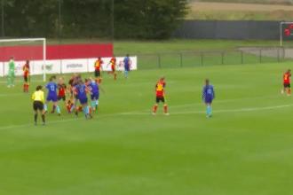 Oranje al vroeg op voorsprong tegen België