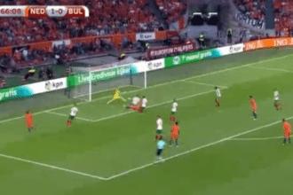 Robben zet Oranje op 2-0