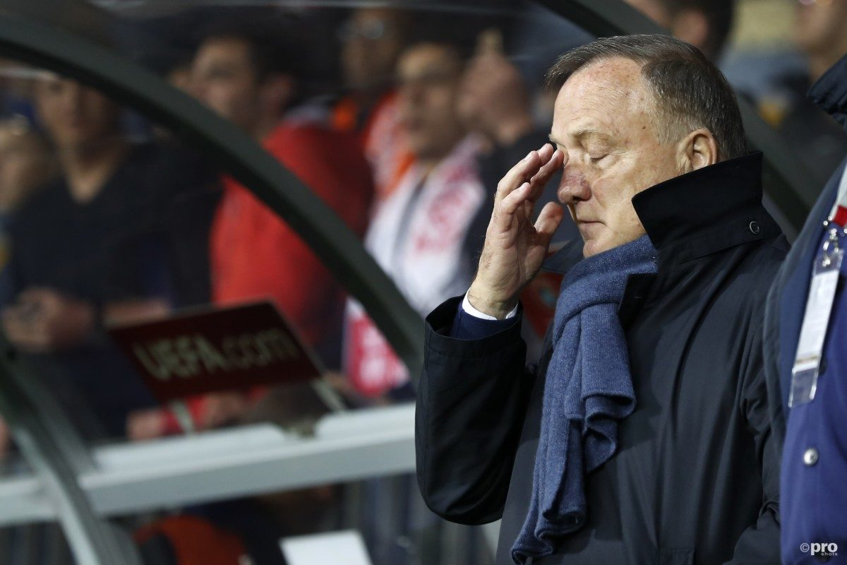 Advocaat blijft ook na Zweden bondscoach