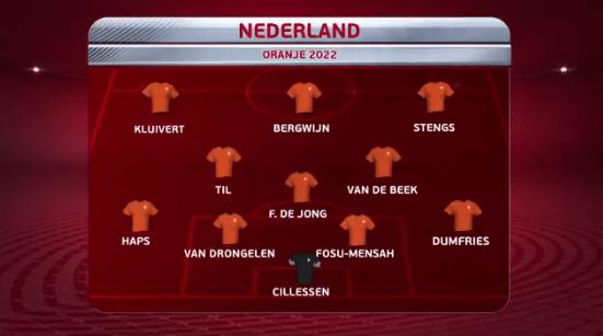 'Dit is het Oranje van 2022'