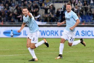 'Geblesseerde' Stefan de Vrij wint met Lazio