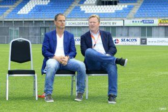 'Ik word geen bondscoach van Oranje'