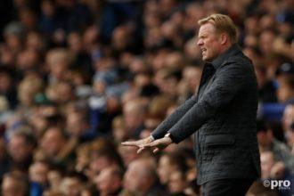 """Koeman wil bondscoach worden: """"Ideaal vervolg"""""""