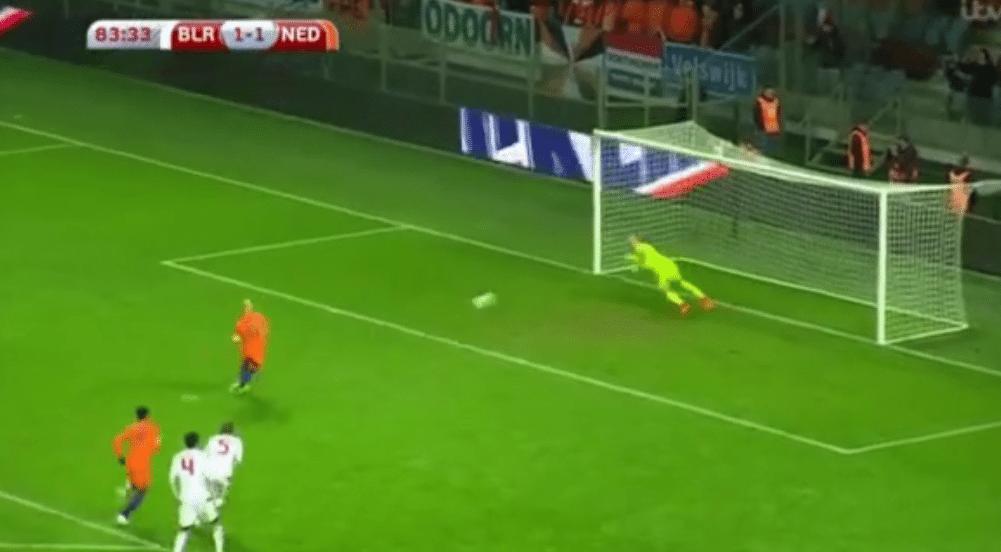 Robben en Depay zorgen voor overwinning Oranje