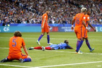 Wat betekent de 8-0 van Zweden voor Nederland?