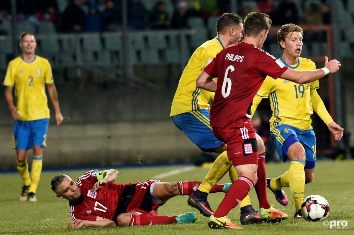 Zweden - Luxemburg live op televisie bij Ziggo Sport