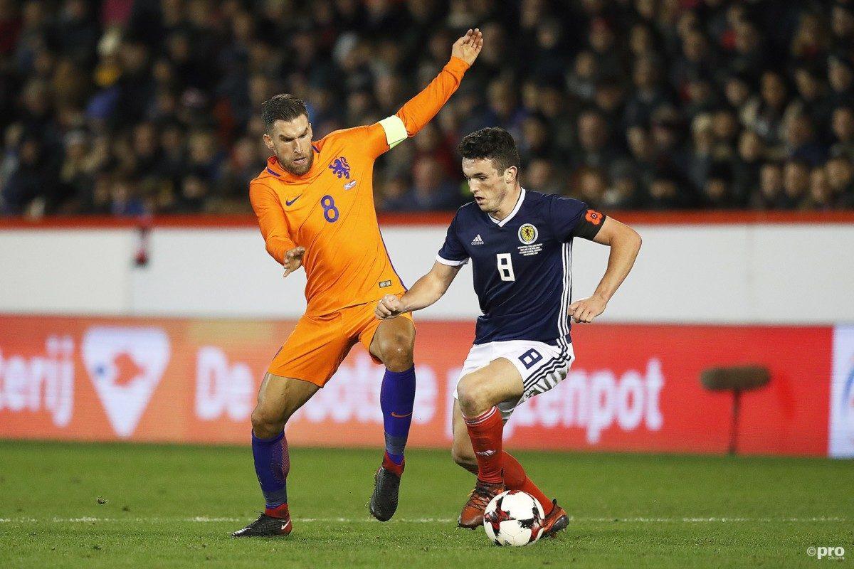 'Aanvoerder Strootman zag Oranje zonder vertrouwen'