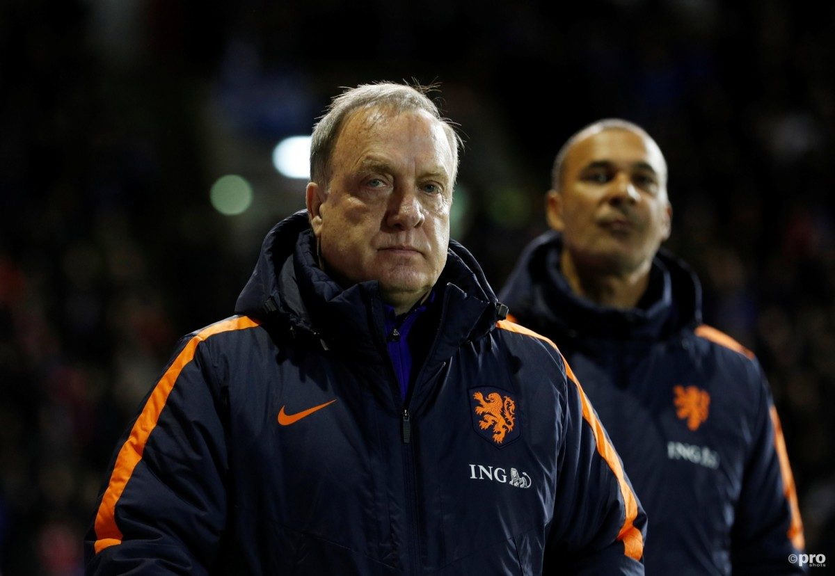 Advocaat wil Nederlandse bondscoach