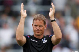 De Boer: 'Frank zou wel bondscoach willen worden'