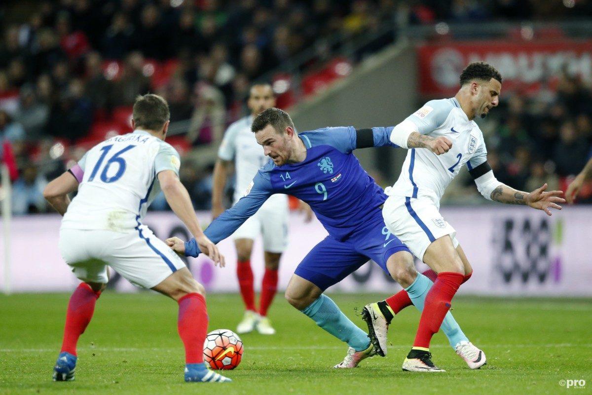 De eerstvolgende tegenstander van Nederland is Engeland