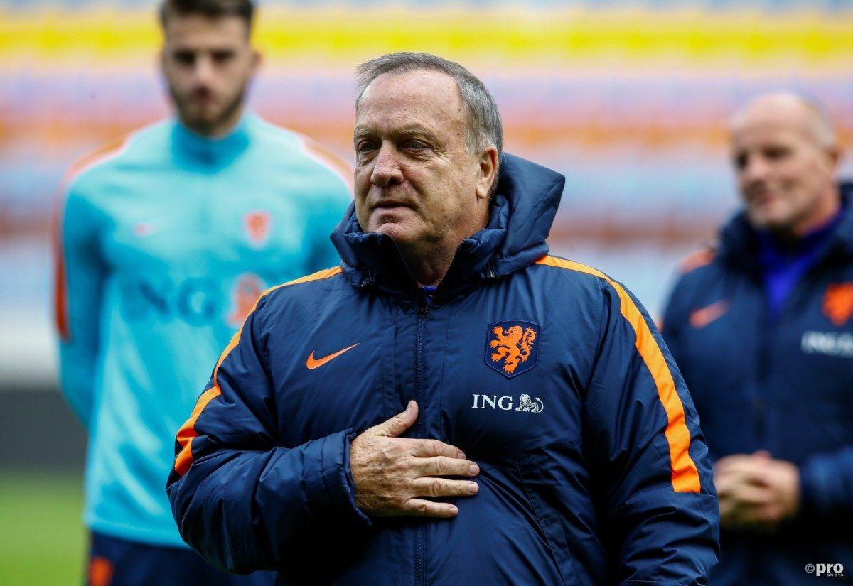 Dick Advocaat stopt als bondscoach