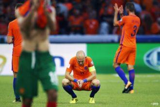 'Oranje mogelijk toch nog naar het WK'