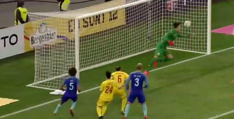 Oranje op 3-0 door de Jong, 3e assist Berghuis