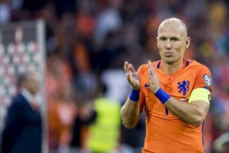Robben: 'Als Frank de Boer belt, dan kom ik'