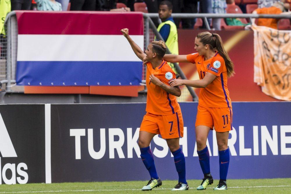 Van de Sanden en Martens treffen elkaar kwartfinale Champions League