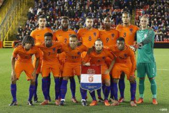 Voorbeschouwing oefenduel Roemenië – Nederland