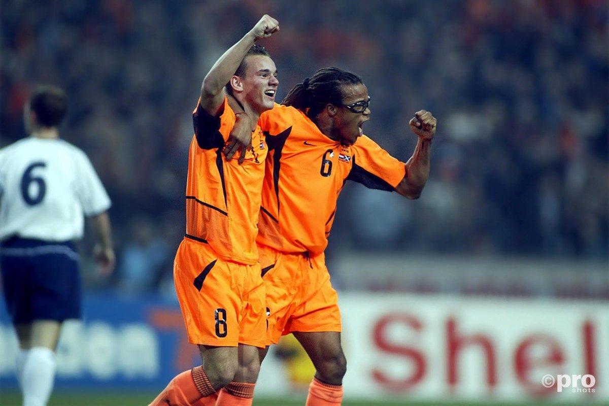 Wedstrijd van toen: Sneijder verpulvert Schotland (6-0)