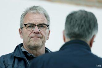 'Geen nieuwe bondscoach voor februari'