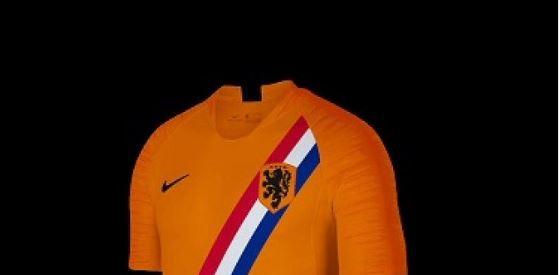 Wordt die het nieuwe shirt van Oranje?
