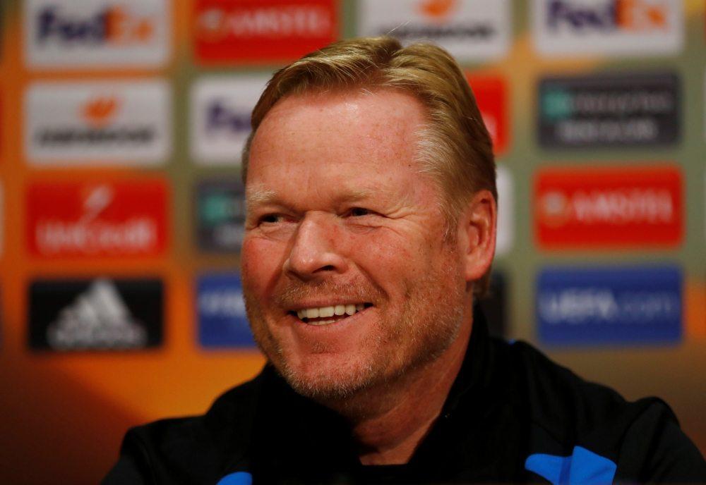 'KNVB klopt aan bij Koeman voor bondscoachschap'