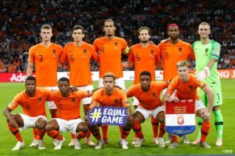 Nations League Nederland - Duitsland