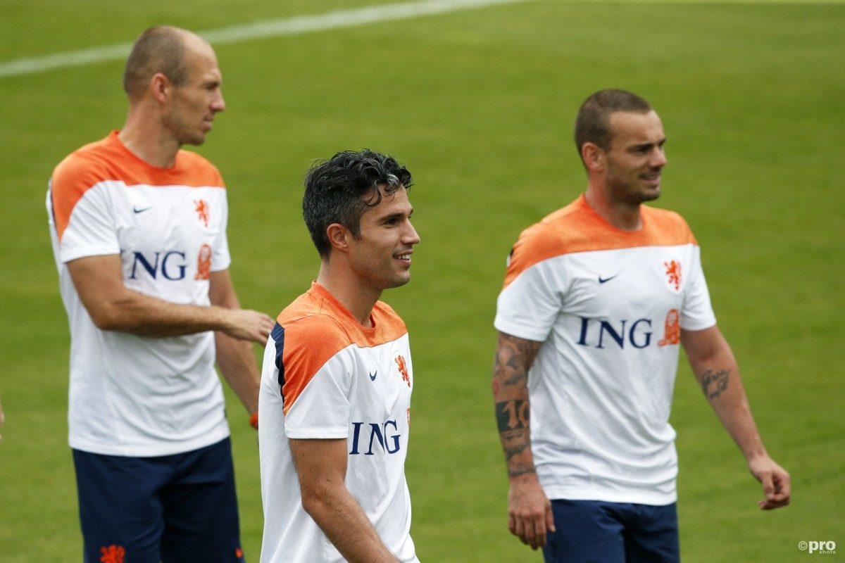 Gaat Koeman Robben terughalen?