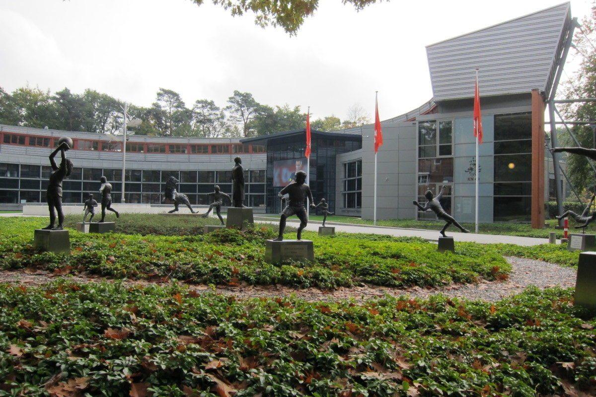 Oranje traint voortaan op KNVB-campus