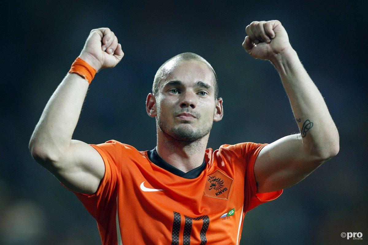 De hoogtepunten van Sneijder in Oranje