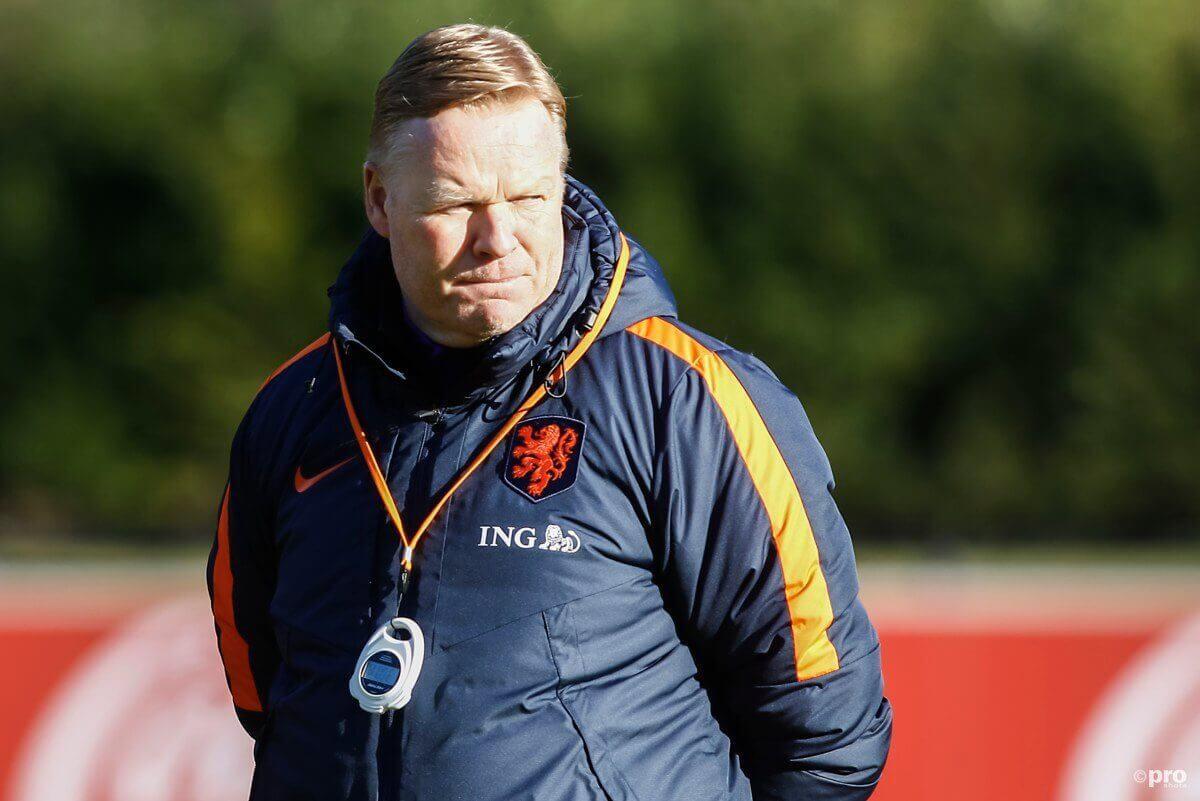 Dit is het programma met trainingen van Oranje deze week