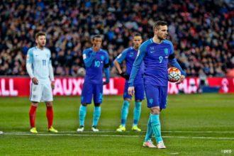 Wedstrijd van Toen: Engeland – Nederland (2016)