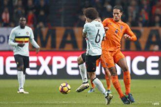 KNVB plant nieuwe derby der lage landen