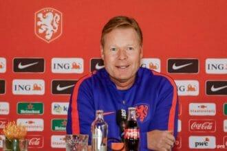 """Koeman klopte aan bij Robben: """"Deur misschien op een kier"""""""