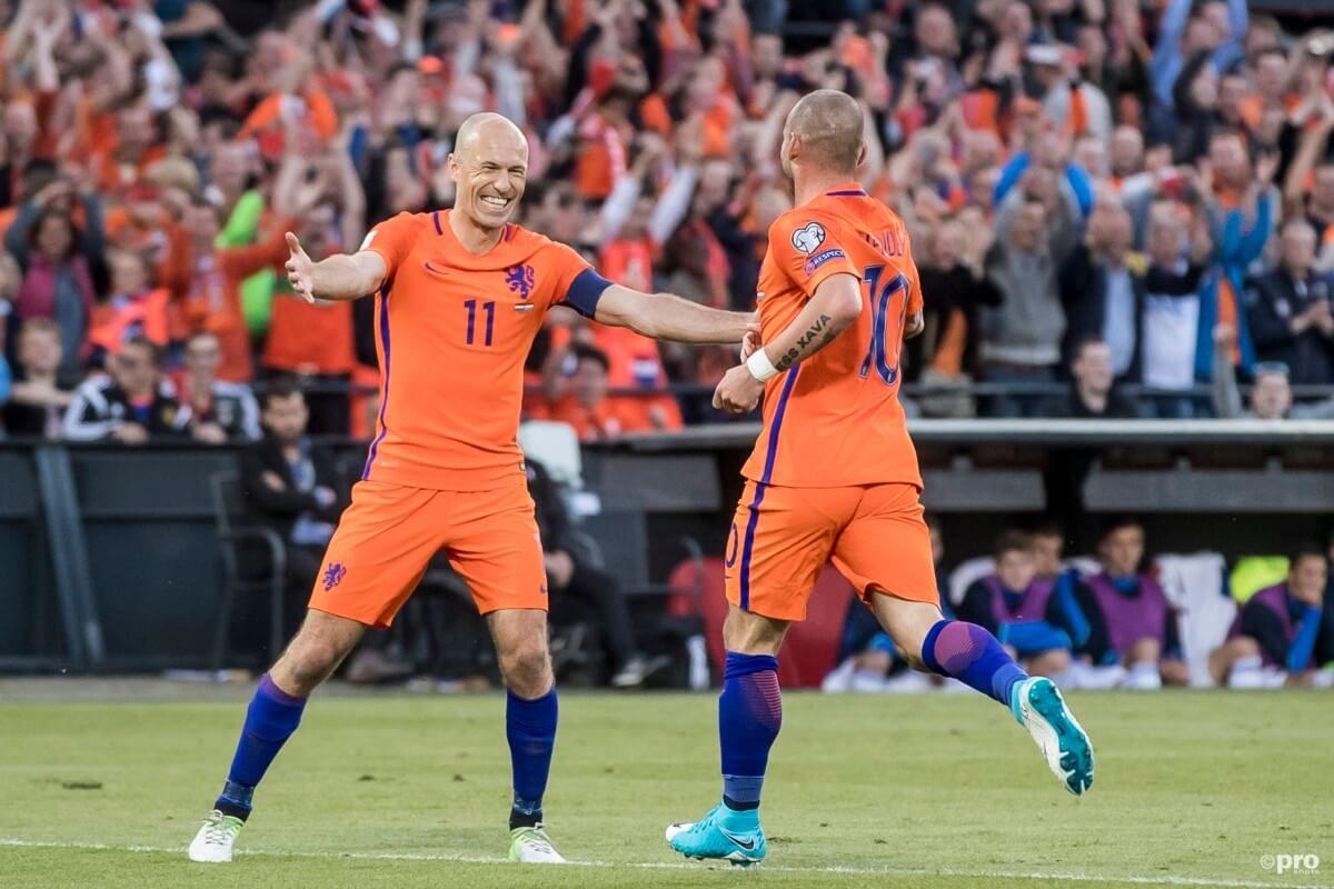 'Sneijder baalt van KNVB'