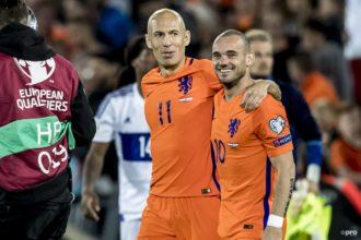 Sneijder: 'In één woord GEWELDIG'