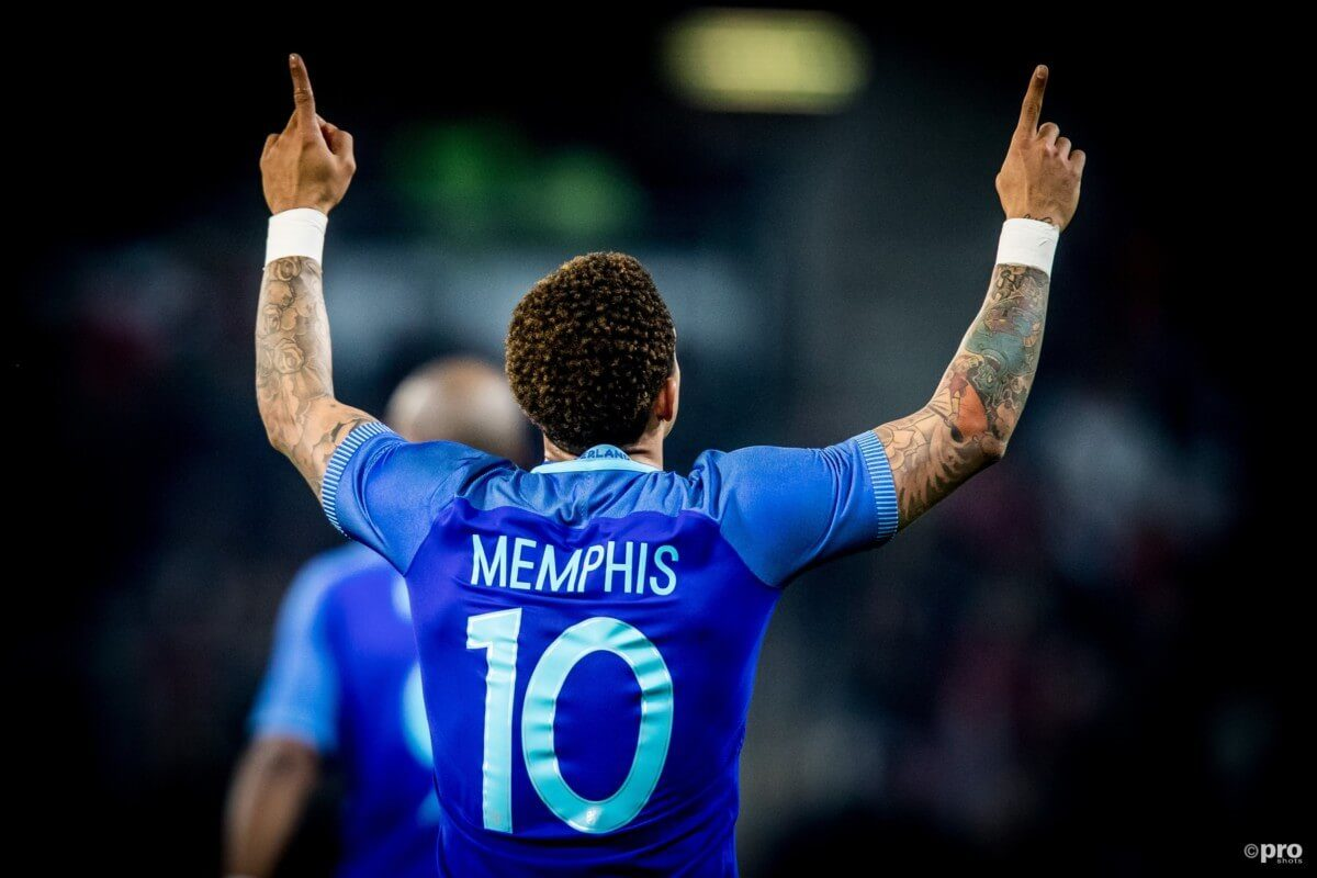 Sterk Nederland verslaat Portugal met 3-0