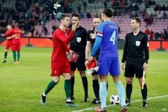 Spaanse scheidsrechter fluit finale Nations League