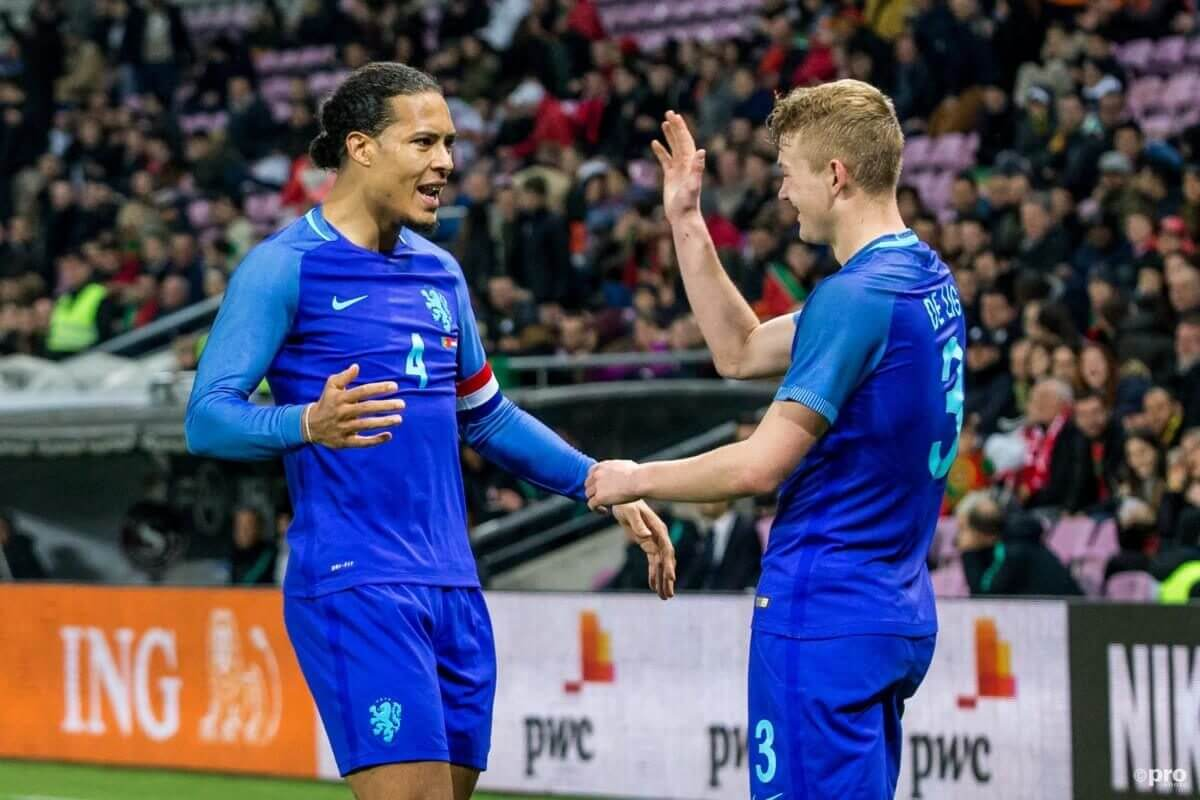 Van Dijk: '3-0 winnen is natuurlijk fantastisch'