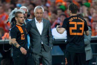 Van Marwijk wil Sneijder helpen met trainersschap