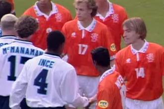 Wedstrijd van toen: Nederland - Engeland in 1996 (1-4)