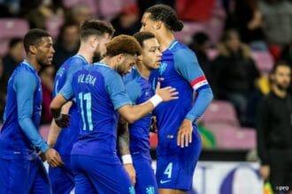 Nederland oefent ook tegen Peru