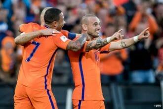 Sneijder: 'Ik ben hartstikke blij'