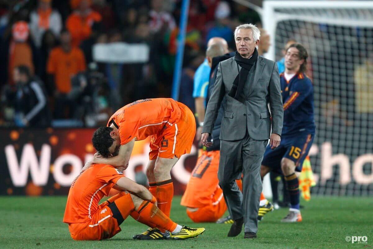 Van Marwijk:'De pijn wordt steeds erger'
