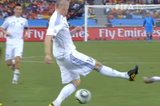 Wedstrijd van toen: Nederland – Slowakije op WK 2010