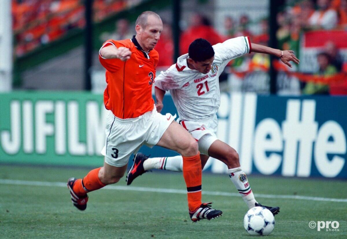 'WK '98 en EK 2000 waren de hoogtepunten'