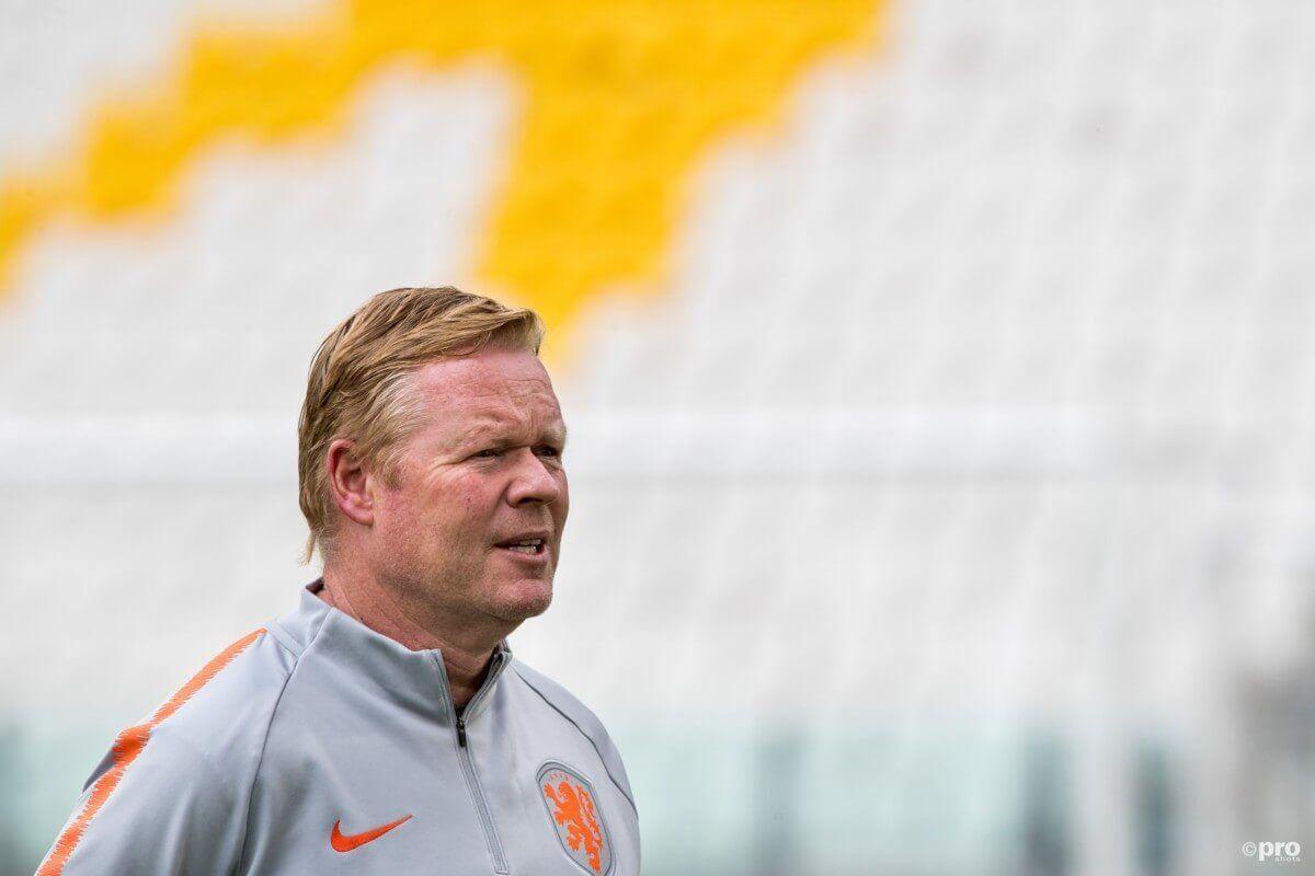Koeman: 'Oranje had niet misstaan op dit WK'